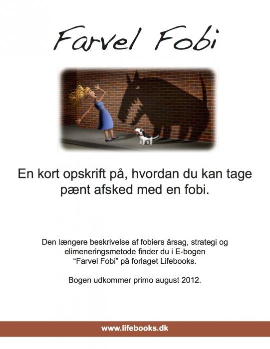Image of Farvel Fobi Miniversionen (E-bog)