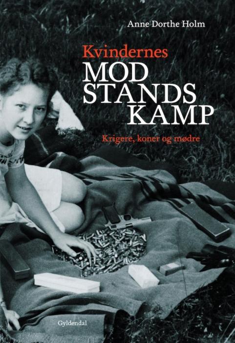 Image of Kvindernes modstandskamp (E-bog)