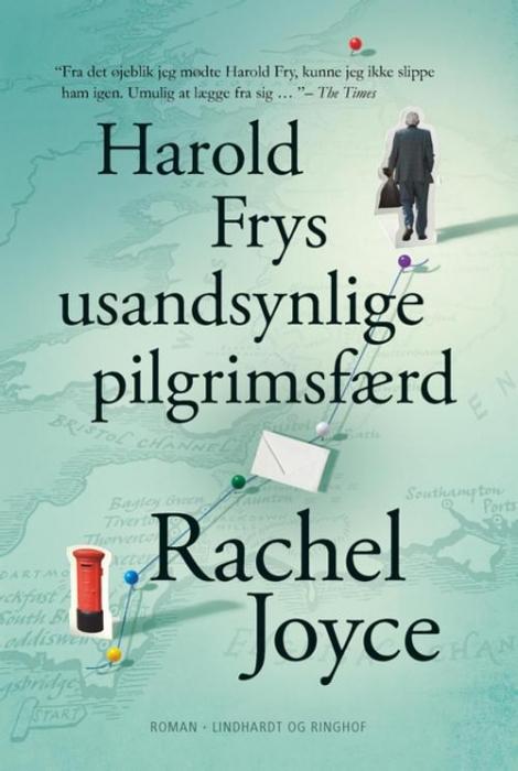 Harold frys usandsynlige pilgrimsfærd (lydbog) fra rachel joyce på bogreolen.dk