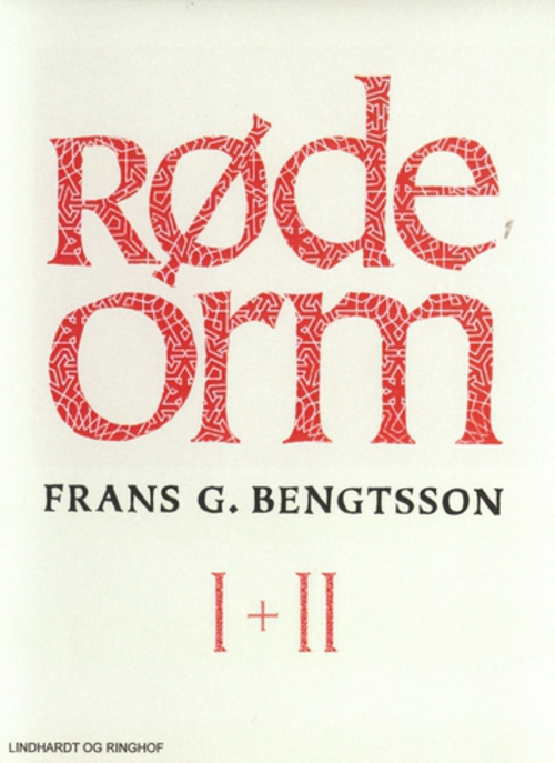 røde orm i + ii (lydbog) fra frans g. bengtsson