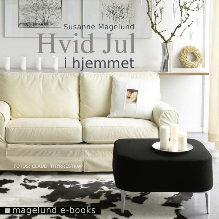 Hvid jul - hjemmet (e-bog) fra susanne magelund på tales.dk