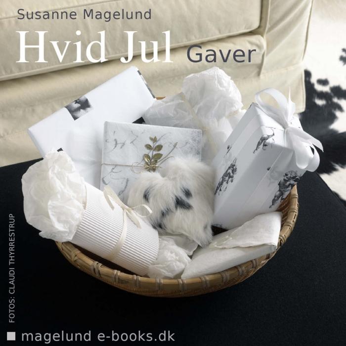 susanne magelund Hvid jul - gaver (e-bog) fra tales.dk
