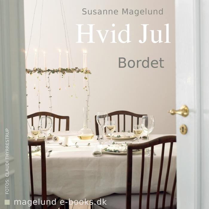 susanne magelund – Hvid jul - bordet (e-bog) på bogreolen.dk