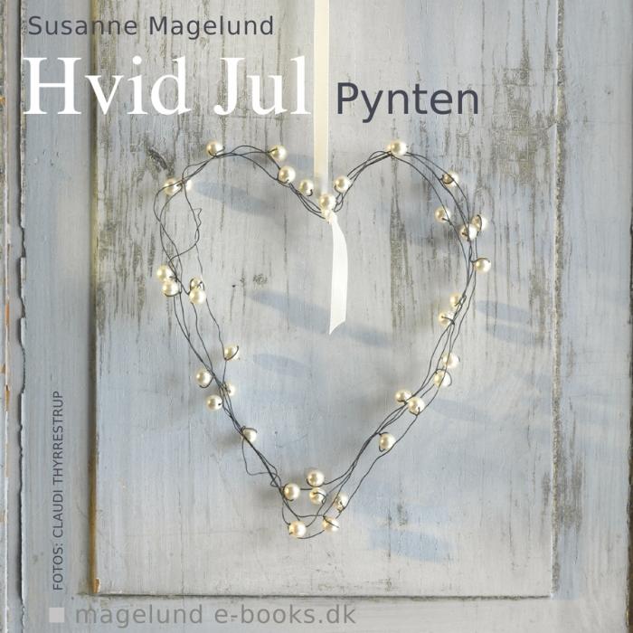 susanne magelund Hvid jul - pynten (e-bog) fra tales.dk
