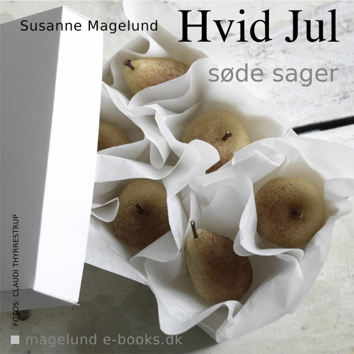 susanne magelund Hvid jul - søde sager (e-bog) fra tales.dk