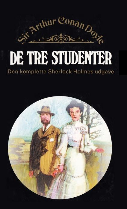 sir arthur conan doyle – De tre studenter (e-bog) på bogreolen.dk
