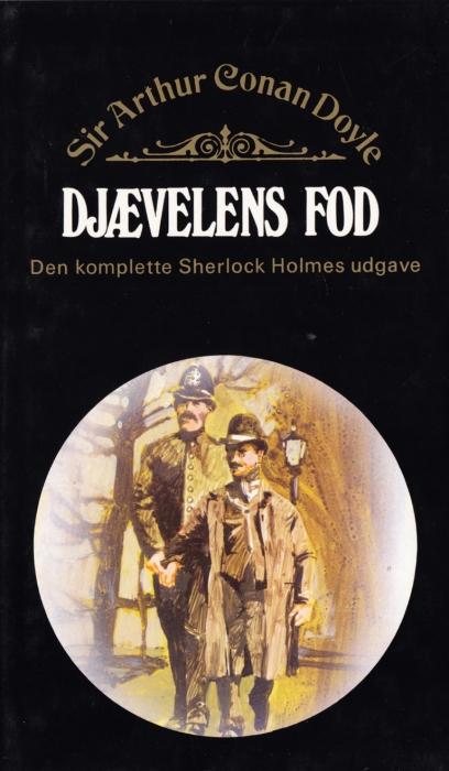 sir arthur conan doyle Djævelens fod (e-bog) på bogreolen.dk