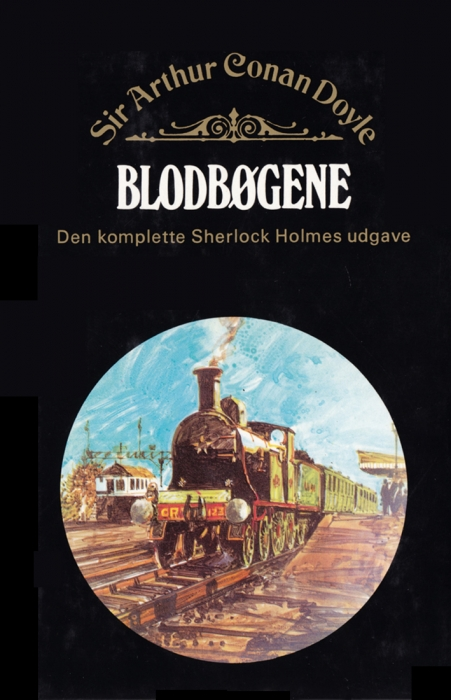 sir arthur conan doyle – Blodbøgene (e-bog) fra bogreolen.dk