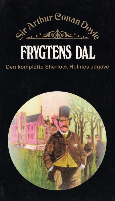 sir arthur conan doyle – Frygtens dal (e-bog) fra bogreolen.dk