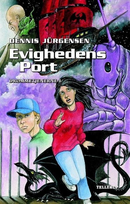 Drømmetjenerne #1: evighedens port (e-bog) fra dennis jürgensen fra bogreolen.dk