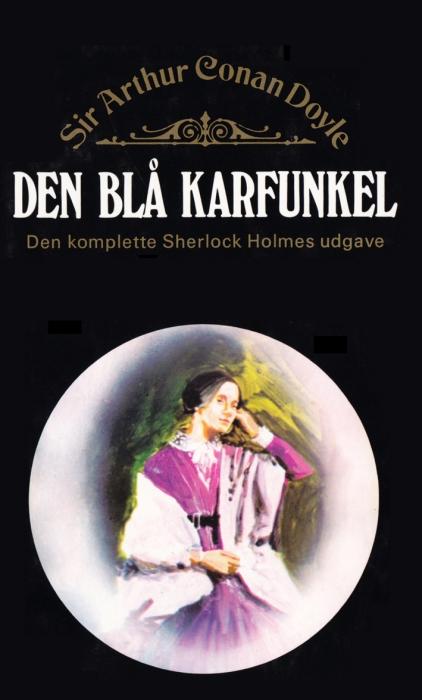 Den blå karfunkel (e-bog) fra sir arthur conan doyle på bogreolen.dk