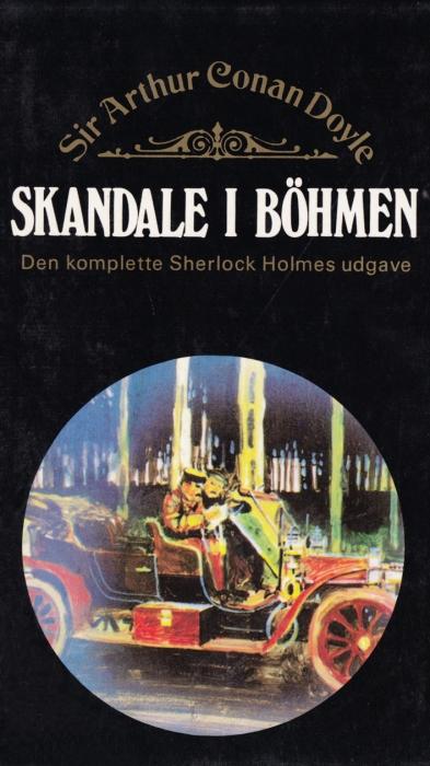 Skandale i böhmen (e-bog) fra sir arthur conan doyle på bogreolen.dk