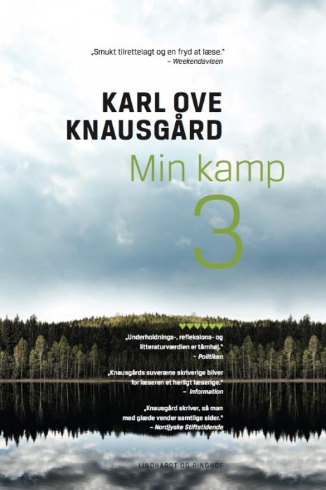 karl ove knausgård Min kamp iii (lydbog) på bogreolen.dk