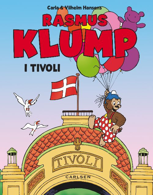 Rasmus klump i tivoli (lydbog) fra per sanderhage fra tales.dk