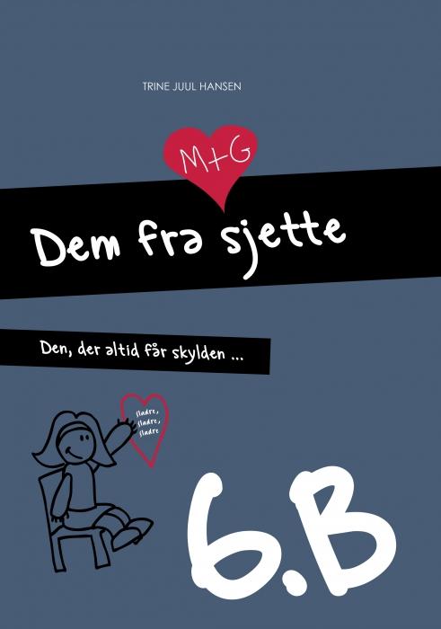 trine juul hansen Den der altid får skylden (e-bog) fra bogreolen.dk