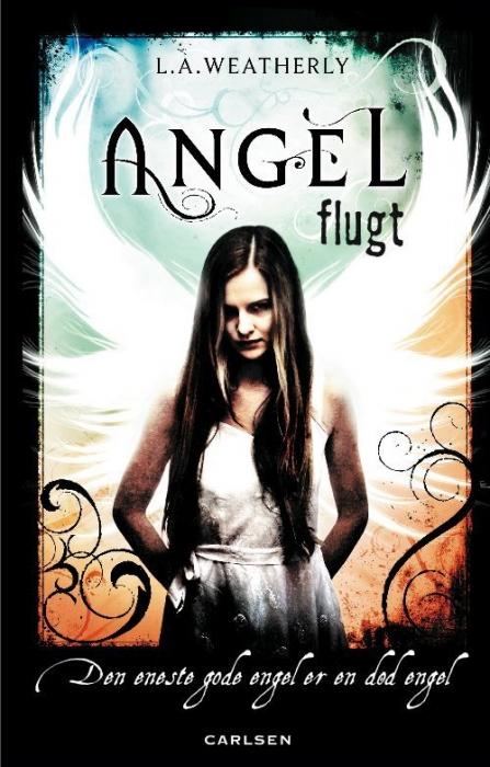 l.a. weatherly Angel 1 - flugt (lydbog) på bogreolen.dk