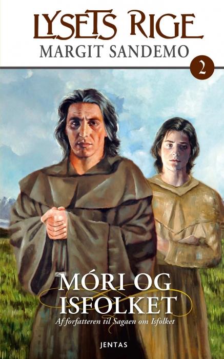 margit sandemo – Lysets rige 2 - móri og isfolket (e-bog) på bogreolen.dk