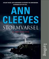 Image of Stormvarsel (Lydbog)