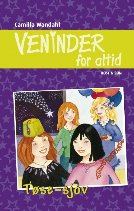Tøse-sjov (e-bog) fra camilla wandahl på bogreolen.dk