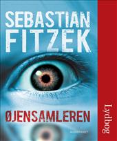 sebastian fitzek – øjensamleren (lydbog) fra bogreolen.dk