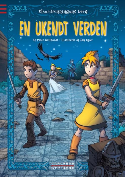 Elverdronningens børn 1: en ukendt verden (e-bog) fra peter gotthardt på bogreolen.dk