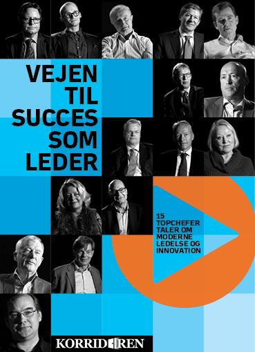 anders skotlander – Vejen til succes som leder (lydbog) fra bogreolen.dk