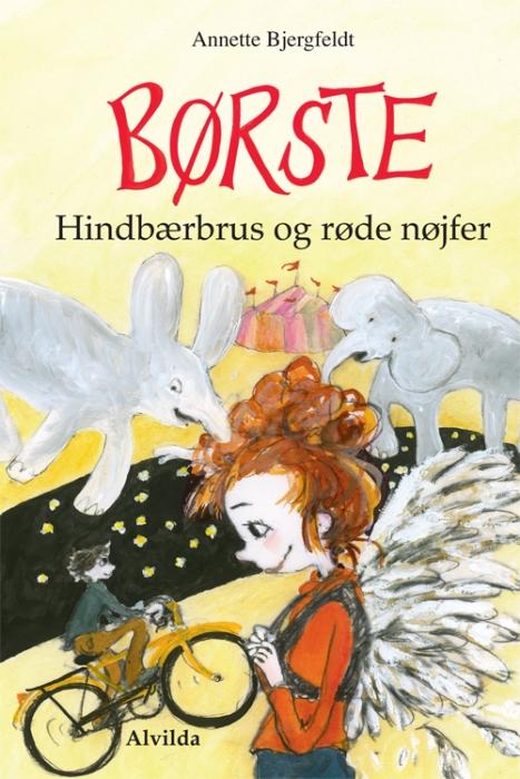 Image of Børste (3): Hindbærbrus og røde nøjfer (E-bog)