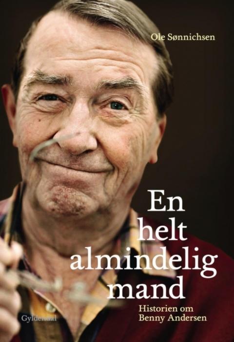 Image of   En helt almindelig mand. Historien om Benny Andersen (E-bog)