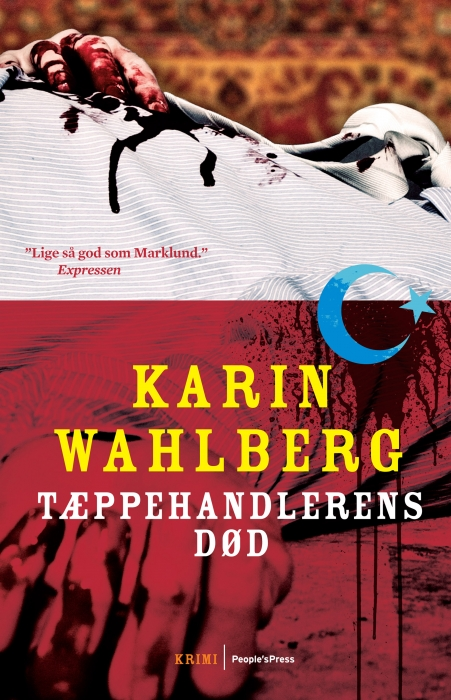 karin wahlberg – Tæppehandlerens død (e-bog) fra bogreolen.dk