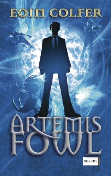 Artemis Fowl 1 (Lydbog)