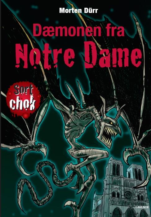 Dæmonen fra notre dame (e-bog) fra morten dür fra bogreolen.dk