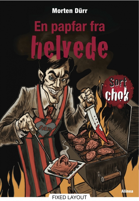 morten dürr – En papfar fra helvede (e-bog) fra bogreolen.dk