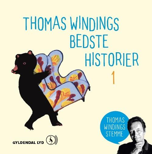 Thomas windings bedste historier 1 (lydbog) fra thomas winding fra bogreolen.dk