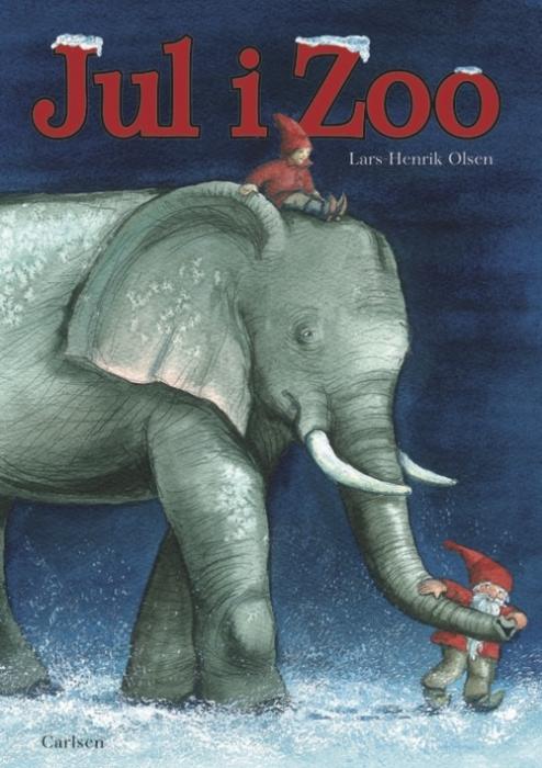 lars-henrik olsen – Jul i zoo (lydbog) fra bogreolen.dk