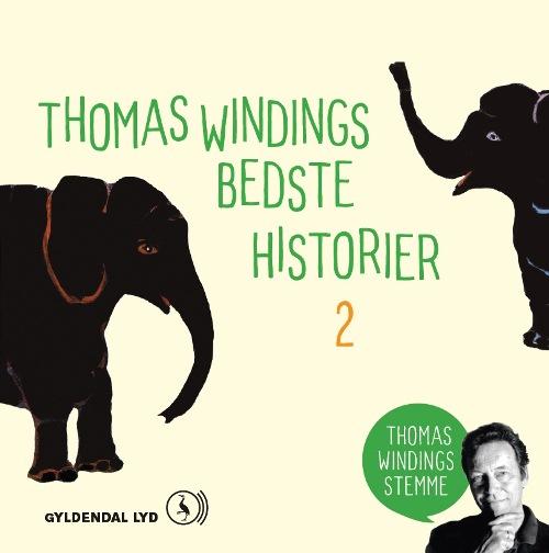 thomas winding – Thomas windings bedste historier 2 (lydbog) fra bogreolen.dk