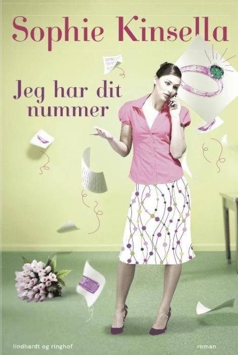 sophie kinsella – Jeg har dit nummer (lydbog) fra bogreolen.dk