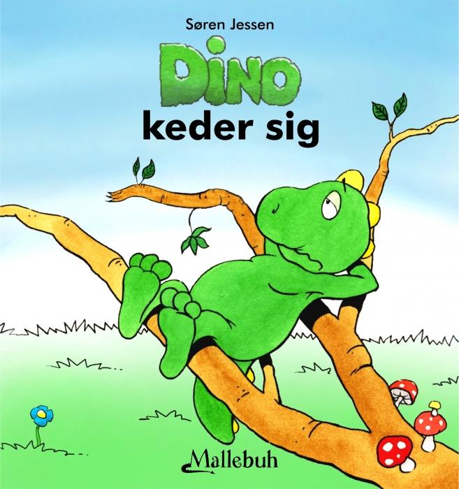 søren jessen Dino keder sig (e-bog) fra bogreolen.dk