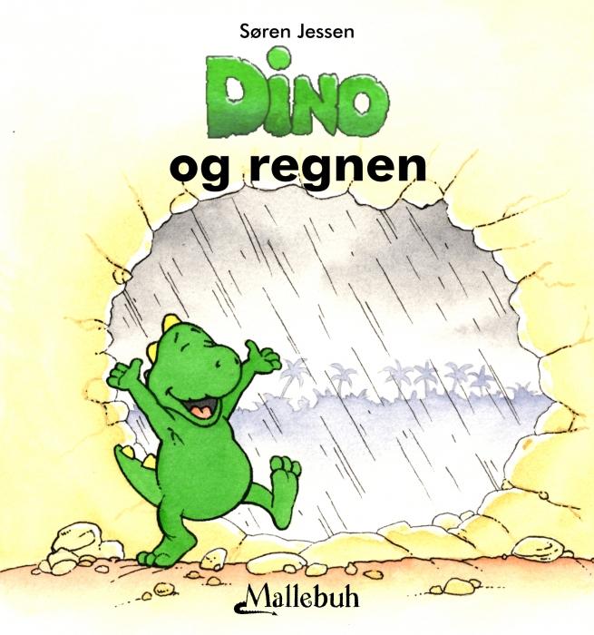 søren jessen Dino og regnen (e-bog) fra bogreolen.dk