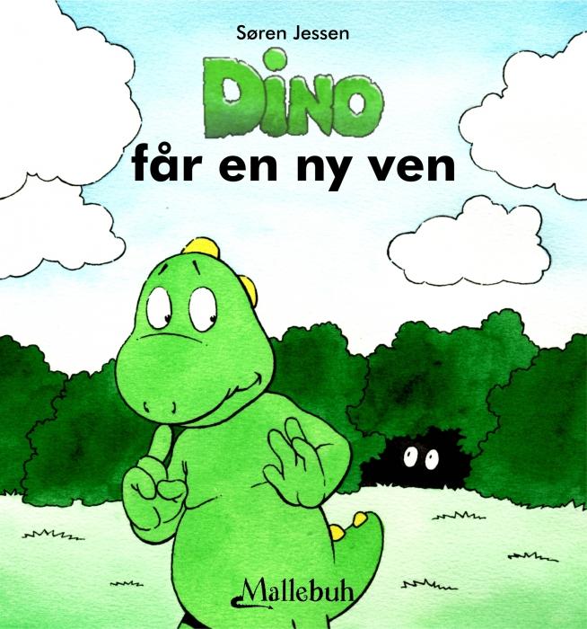 Dino får en ny ven (e-bog) fra søren jessen fra bogreolen.dk