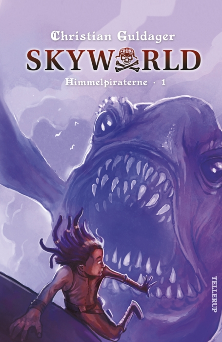 christian guldager skyworld #1: himmelpiraterne (e-bog)