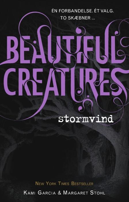 Beautiful creatures 1 - stormvind (e-bog) fra kami garcia fra bogreolen.dk