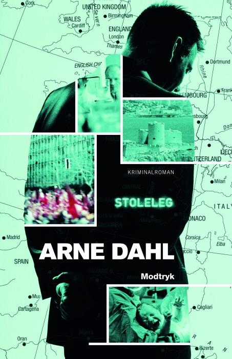 arne dahl – Stoleleg (lydbog) på bogreolen.dk