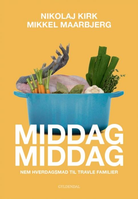 mikkel maarbjerg – Middagmiddag (e-bog) på bogreolen.dk