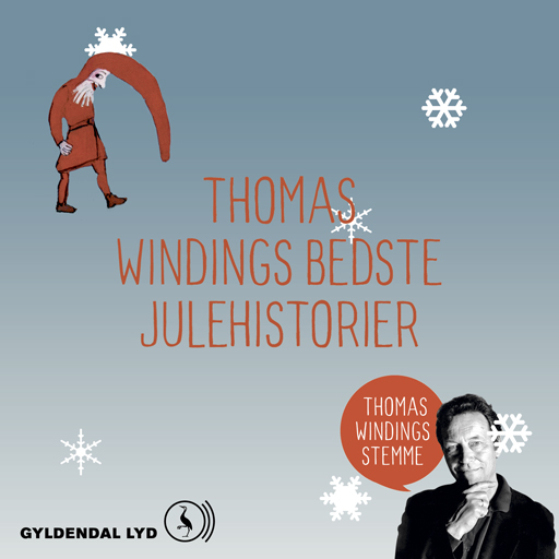 Thomas windings bedste julehistorier (lydbog) fra thomas winding fra bogreolen.dk