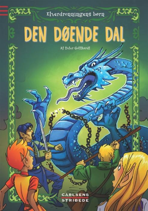 peter gotthardt – Elverdronningens børn 6: den døende dal (e-bog) på bogreolen.dk