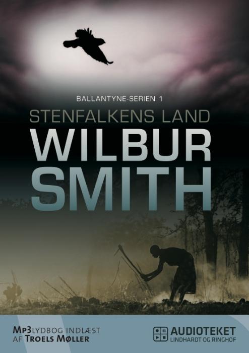 Image of   Stenfalkens land - Ballantyne-serien 1 (Lydbog)