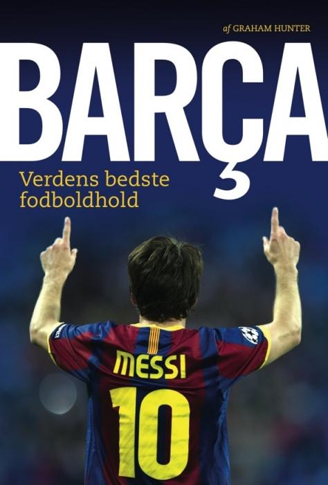 Image of   Barca - Verdens bedste fodboldhold (E-bog)