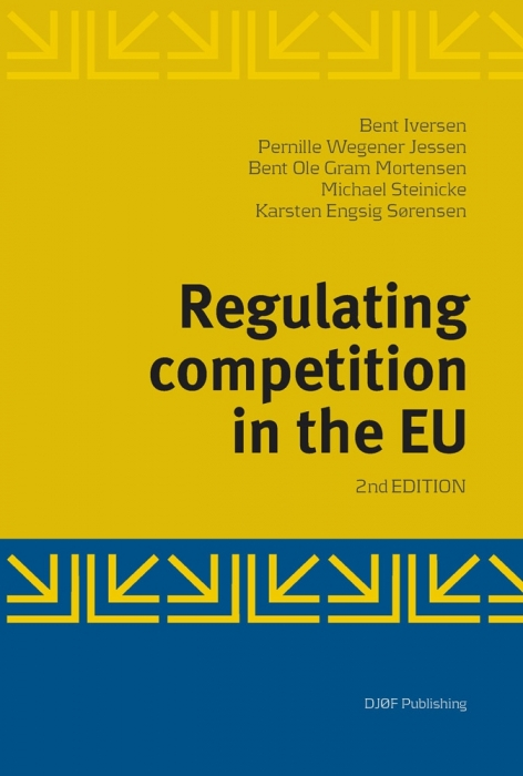 michael steinicke Regulating competition in the eu (e-bog) fra bogreolen.dk