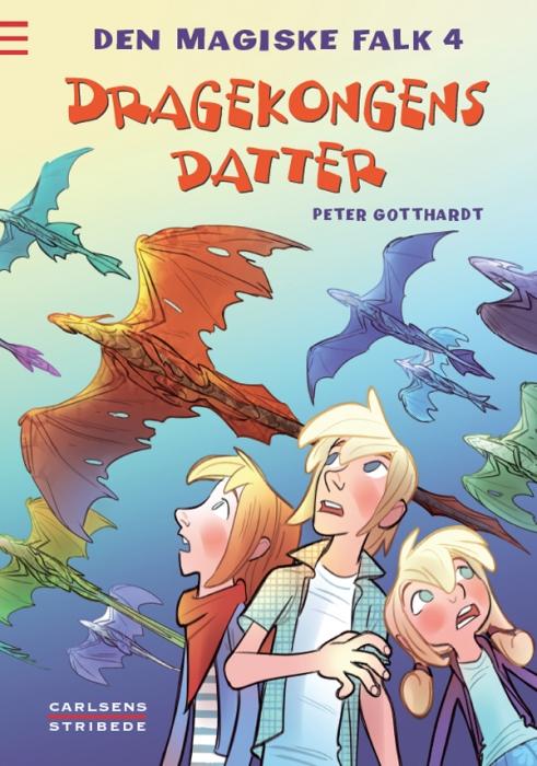 den magiske falk 4: dragekongens datter (e-bog) fra peter gotthardt