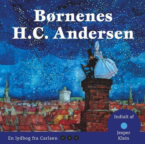 h.c. andersen Børnenes h.c. andersen (lydbog) fra bogreolen.dk